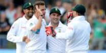 South Africa in command despite New Zealand resistance