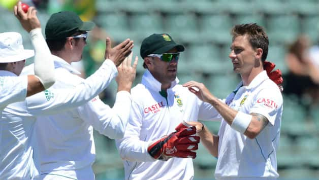 Classy South Africa thump New Zealand by innings and 193 runs