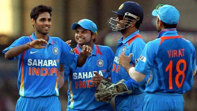 Bhuvneshwar, Shami should be handled with care; BCCI needs a plan for its fast bowlers with an eye on 2015 World Cup