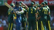 Sri Lanka overcome nerves to take lead against Australia in ODI series