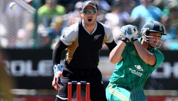 Live Cricket Score: South Africa vs New Zealand, first ODI match at Paarl