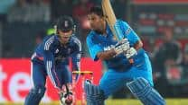 MS Dhoni says Suresh Raina asked him to bat up the order