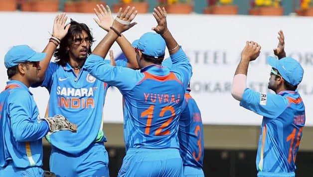 India reach top spot in ICC ODI Rankings
