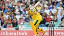 Hussey brothers axed from Australia T20 side