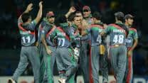 Afghanistan team reaches Pakistan, to play 12 matches