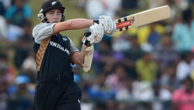 Kane Williamson slams ton to take New Zealand to 279 in second ODI