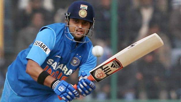 Alastair Cook credits Rohit Sharma, Suresh Raina for India's five-wicket win against England