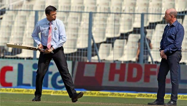 BCCI encouraging women's cricket in India, says Rahul Dravid