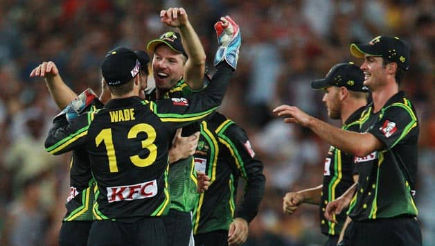 Australia make five changes for Twenty20 squad against West Indies