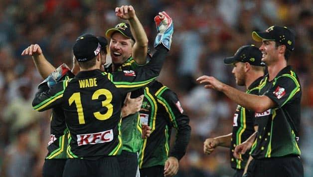 Australia opt to field against Sri Lanka in 2nd T20