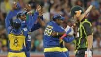 Australia vs Sri Lanka: Rain halts play in second T20 at Melbourne