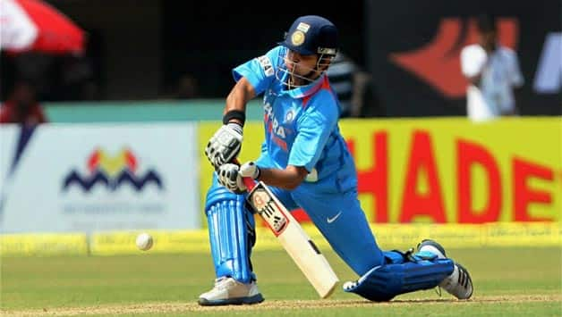 Suresh Raina breaks into Top 10 of ICC ODI Rankings for batsmen