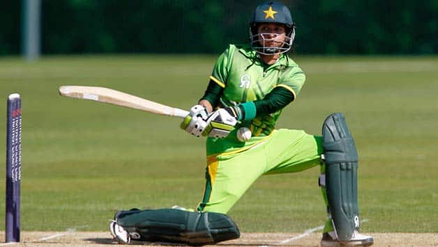 ICC Women's World Cup 2013: Pakistan optimistic about performence in tournament