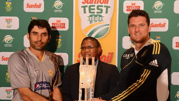 Preview: Pakistan face uphill task against Graeme Smith's formidable South Africa
