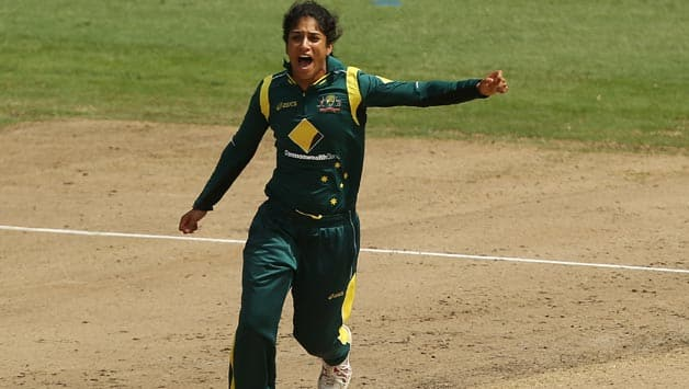 ICC Women's World Cup 2013: Australia trounce Pakistan by 91 runs
