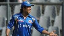 Sachin Tendulkar appointed captain of Mumbai Indians