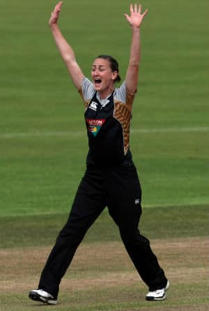 ICC Women's World Cup: 2013: Randy takes five as New Zealand thrash Pakistan