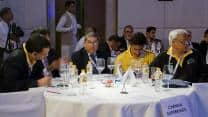 IPL  Auctions: N Srinivasan commands the highest price; Australian Glenn Maxwell distant second