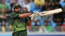 Shahid Afridi to lead Pakistan A in limited-overs series against Afghanistan