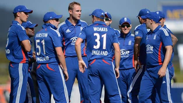 Stuart Broad hat-trick guides England to win in T20 warm-up match