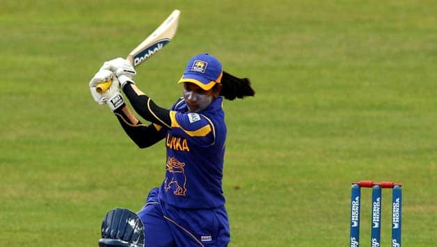 ICC Women's World Cup 2013: Sri Lanka post huge total in must-win encounter against India