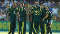 Live Cricket Score: Australia vs West Indies, fourth ODI at Sydney