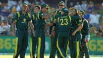 Live Cricket Score: Australia vs West Indies, fourth ODI at Sydney