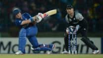 New Zealand win toss, elect to bowl against England in first T20