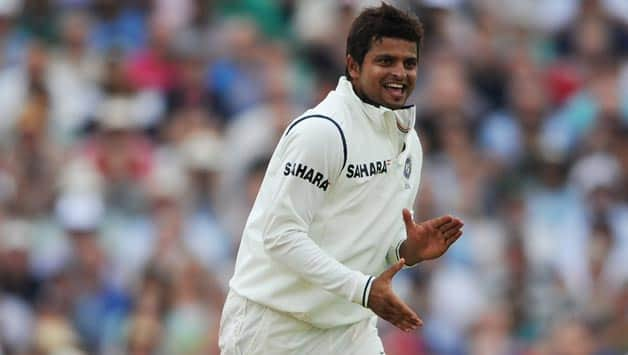 Suresh Raina disappointed after being overlooked for Australia Test series