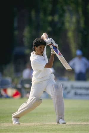 The day Sachin Tendulkar came on the brink of becoming the youngest Test centurion