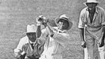 Eddie Paynter gets out of hospital bed to score match-changing 83 in an Ashes Test against Australia