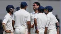 Indian team arrives at NCA for training camp