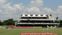 Sabina Park gets flood lights facility