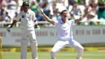 Pakistan survive initial scare to extend lead against South Africa on Day Three