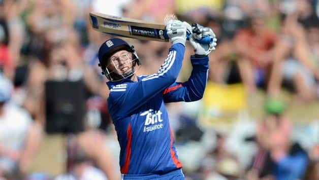 England set 259-run target against New Zealand in first ODI at Hamilton