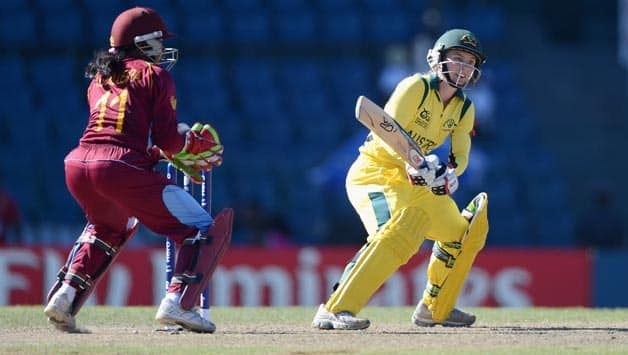 ICC Women's World Cup 2013: Australia elect to bat against West Indies in final