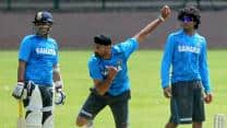 India vs Australia 2013: India focus on fielding on second day of training camp