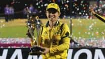 Feels good to be one up against Australian men: Jodie Fields