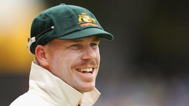 India vs Australia 2013: David Warner finds Hyderabad