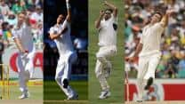 Steyn, Anderson, Gillespie and McGrath have shown that fast bowlers can do well in India