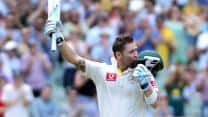 India vs Australia 2013: Michael Clarke goes past 7000 Test runs
