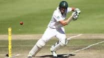 AB de Villiers helps South Africa take honours at stumps on Day 1