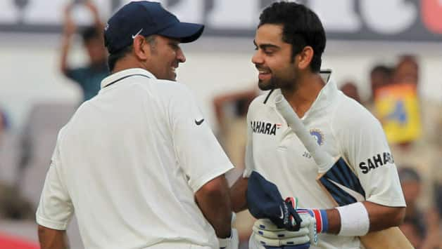 India vs Australia, 1st Test at Chennai: Kohli and Dhoni fight back after Tendulkar's fall