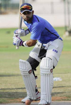 Virat Kohli faced fast bowling from 2 yards short to prepare for Australia series, says coach