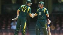 Australia A beat England Lions to take 4-0 lead