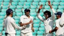 India vs Australia 2013: Ravindra Jadeja praises collective effort of teammates
