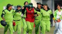 Pakistan women showed courage by playing in India during World Cup, says Bushra Aitzaz