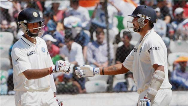 Murali Vijay and Cheteshwar Pujara — a partnership made in Heaven
