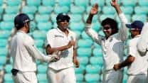 India vs Australia 2013 Live Cricket Score: Australia crumble to 131 as India take 2-0 lead