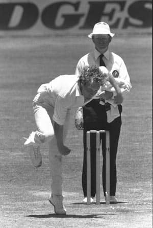 Rodney Hogg: A talented fast bowler whose career failed to reach the expected heights